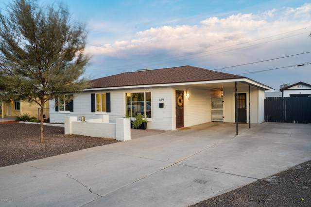 819 E Seldon Lane, Phoenix, AZ 85020 (MLS #5962598) :: Lux Home Group at  Keller Williams Realty Phoenix