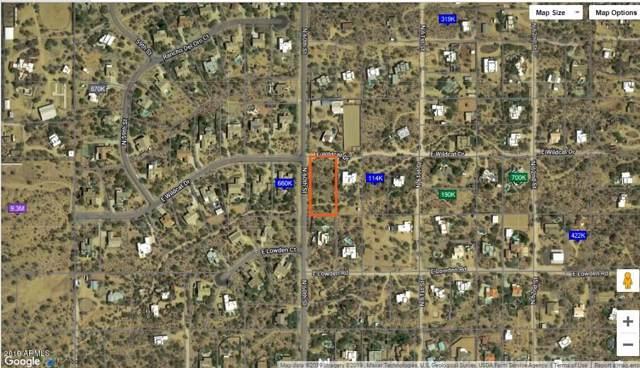 60XX E Wildcat Drive, Cave Creek, AZ 85331 (MLS #5962643) :: The Laughton Team