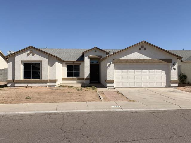 1322 E Cactus Bloom Way, Casa Grande, AZ 85122 (MLS #5962985) :: Nate Martinez Team