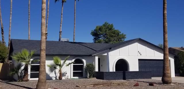 808 W Kiva Avenue, Mesa, AZ 85210 (MLS #5963032) :: The Kenny Klaus Team