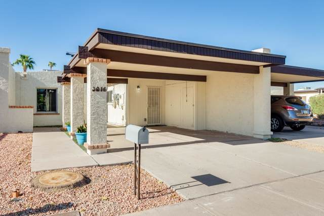 3016 W Dailey Street, Phoenix, AZ 85053 (MLS #5963239) :: Devor Real Estate Associates