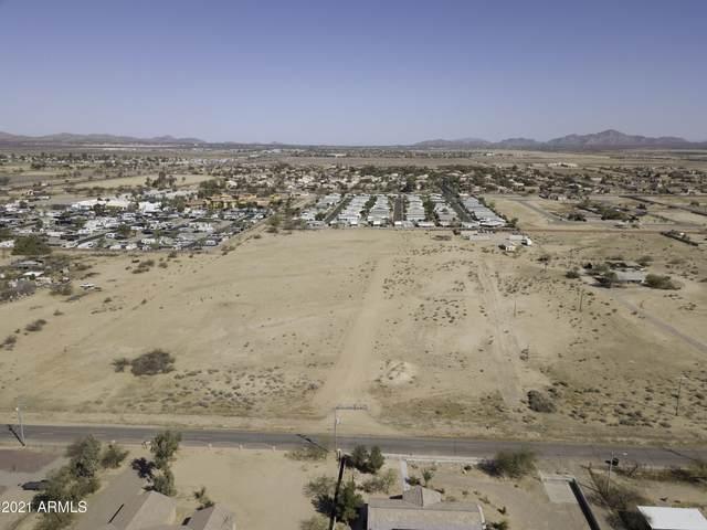 250 E Bisnaga Street, Casa Grande, AZ 85122 (MLS #5963364) :: Yost Realty Group at RE/MAX Casa Grande