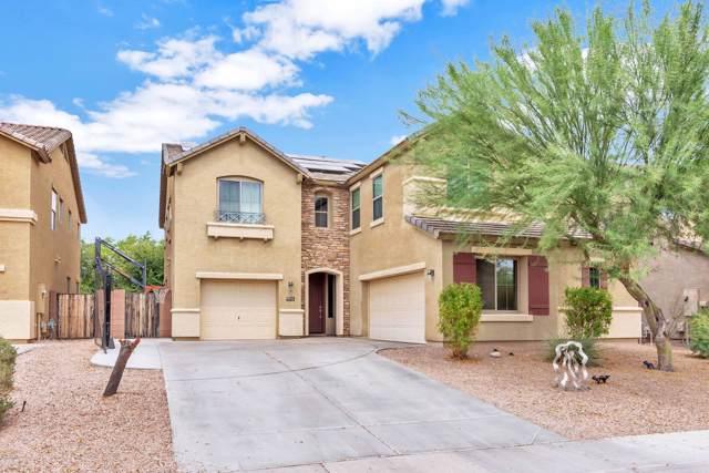 9730 N 182ND Lane, Waddell, AZ 85355 (MLS #5963470) :: CC & Co. Real Estate Team