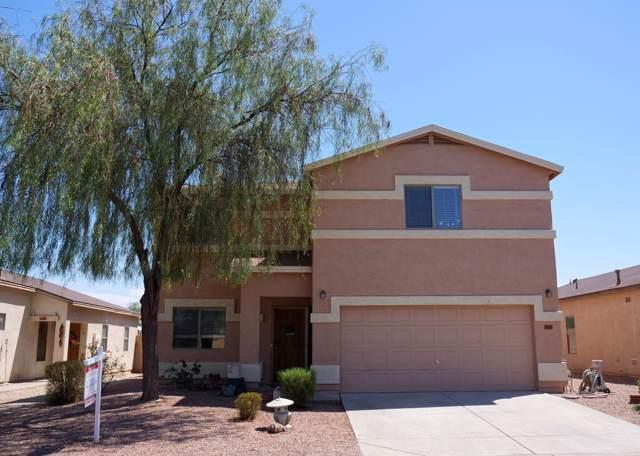5945 E Everhart Lane, Florence, AZ 85132 (MLS #5963504) :: CC & Co. Real Estate Team