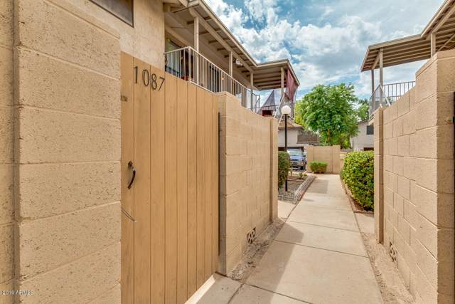 1087 N 84TH Place, Scottsdale, AZ 85257 (MLS #5963664) :: Revelation Real Estate