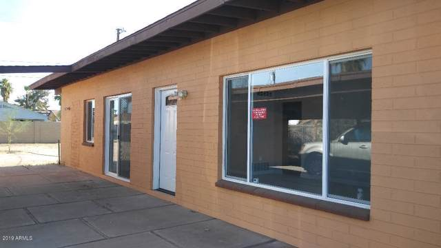 2121 W Jefferson Street, Phoenix, AZ 85009 (MLS #5963764) :: Devor Real Estate Associates