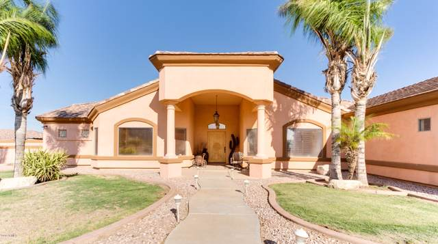 7597 N Evans Road, Coolidge, AZ 85128 (MLS #5963968) :: Revelation Real Estate