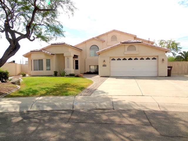 8721 W Wethersfield Road, Peoria, AZ 85381 (MLS #5963999) :: Riddle Realty Group - Keller Williams Arizona Realty