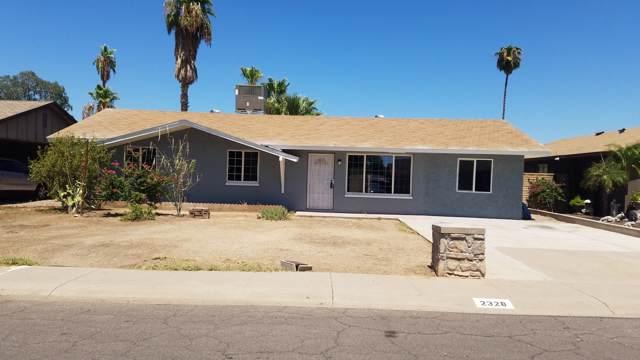 2328 W Sunnyside Drive, Phoenix, AZ 85029 (MLS #5964071) :: Riddle Realty Group - Keller Williams Arizona Realty
