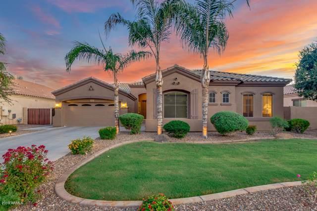 1321 E Arrowhead Trail, Gilbert, AZ 85297 (MLS #5964113) :: Team Wilson Real Estate