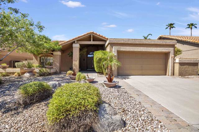 9778 E Camino Del Santo Drive, Scottsdale, AZ 85260 (MLS #5964163) :: Riddle Realty Group - Keller Williams Arizona Realty