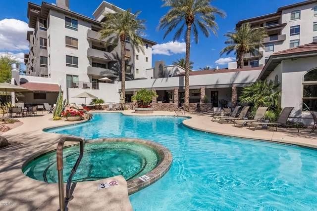 15802 N 71ST Street #208, Scottsdale, AZ 85254 (MLS #5964505) :: Riddle Realty Group - Keller Williams Arizona Realty