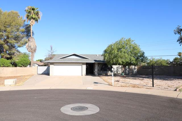 16848 N 37TH Drive, Phoenix, AZ 85053 (MLS #5964519) :: Riddle Realty Group - Keller Williams Arizona Realty
