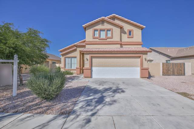 22336 E Via Del Palo Drive, Queen Creek, AZ 85142 (MLS #5964526) :: Riddle Realty Group - Keller Williams Arizona Realty