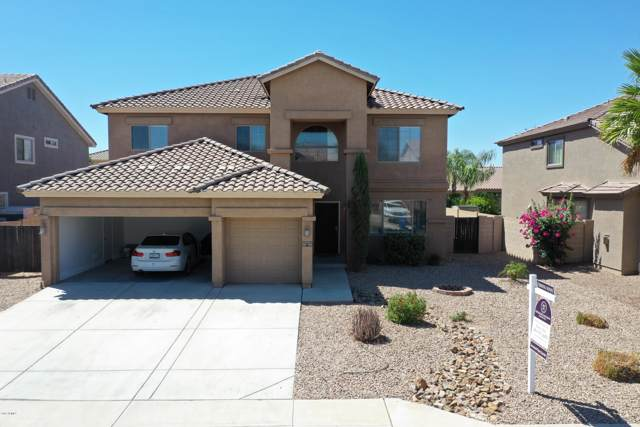 11249 E Starfire Avenue, Mesa, AZ 85212 (MLS #5964569) :: Openshaw Real Estate Group in partnership with The Jesse Herfel Real Estate Group