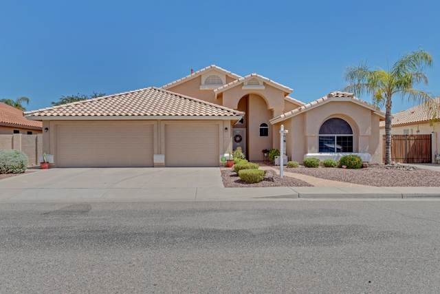 7866 W Oraibi Drive, Glendale, AZ 85308 (MLS #5964671) :: The Ford Team