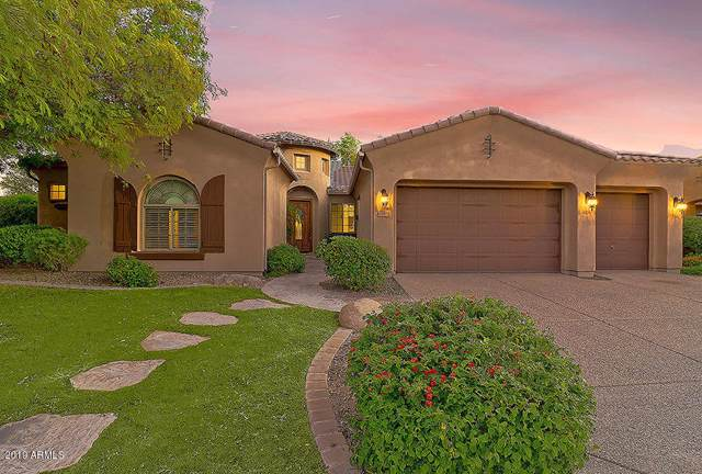 12071 W Morning Vista Drive, Peoria, AZ 85383 (MLS #5964862) :: Howe Realty