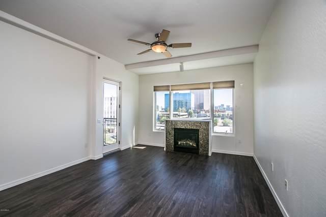 16 W Encanto Boulevard #514, Phoenix, AZ 85003 (MLS #5965293) :: Devor Real Estate Associates