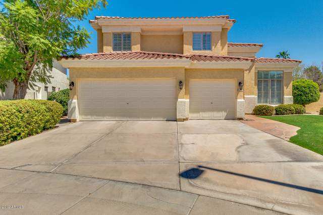 883 N Date Palm Drive, Gilbert, AZ 85234 (MLS #5965362) :: The Bill and Cindy Flowers Team