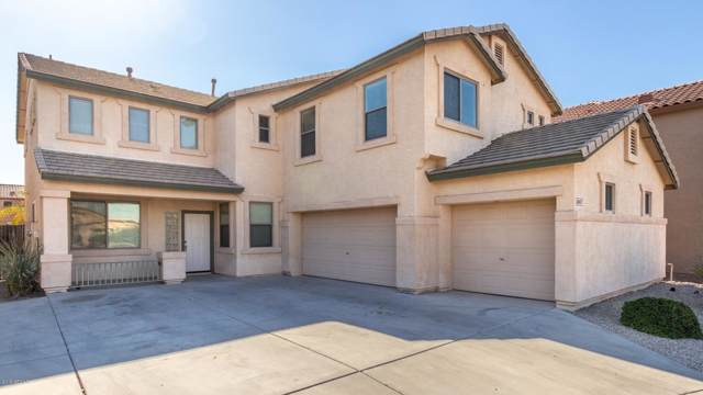 8407 S 48TH Lane, Laveen, AZ 85339 (MLS #5965413) :: Lucido Agency