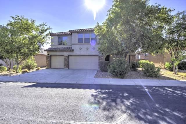 2854 N Presidential Drive, Florence, AZ 85132 (MLS #5965758) :: Brett Tanner Home Selling Team