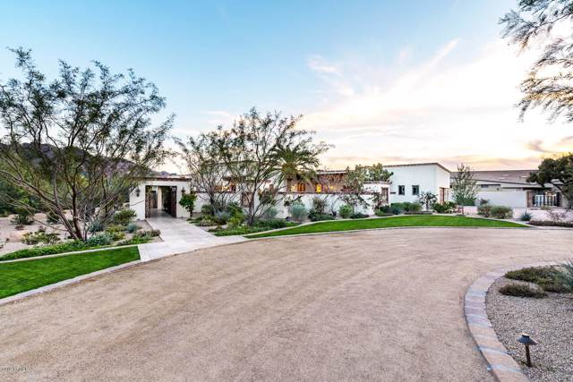 4615 E Arroyo Verde Drive, Paradise Valley, AZ 85253 (MLS #5965915) :: Power Realty Group Model Home Center