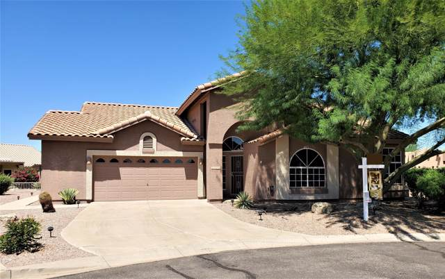 6306 S Eagle Court, Gold Canyon, AZ 85118 (MLS #5965971) :: The Everest Team at eXp Realty