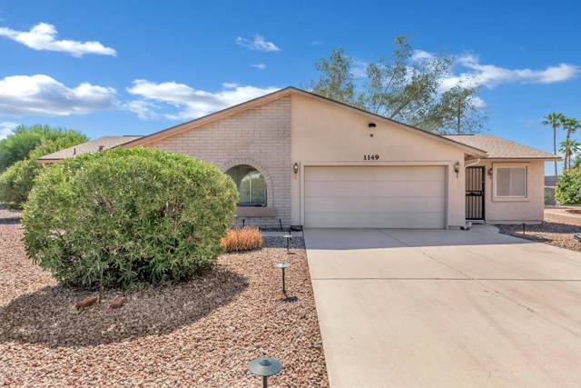 1149 S 81ST Place, Mesa, AZ 85208 (MLS #5966746) :: The Kenny Klaus Team