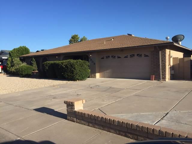 4609 W Corrine Drive, Glendale, AZ 85304 (MLS #5966921) :: CC & Co. Real Estate Team