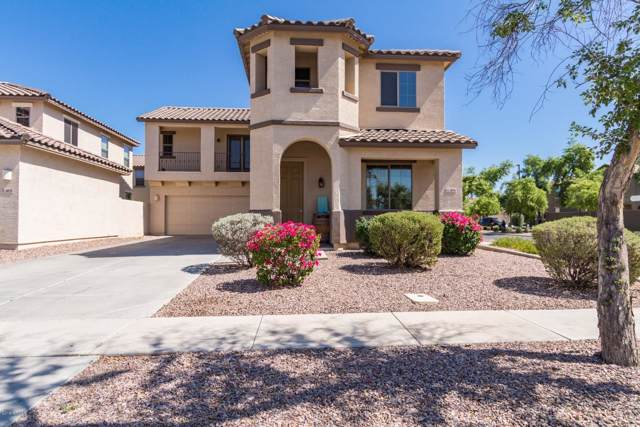 3876 E Battala Avenue, Gilbert, AZ 85297 (MLS #5967207) :: Openshaw Real Estate Group in partnership with The Jesse Herfel Real Estate Group