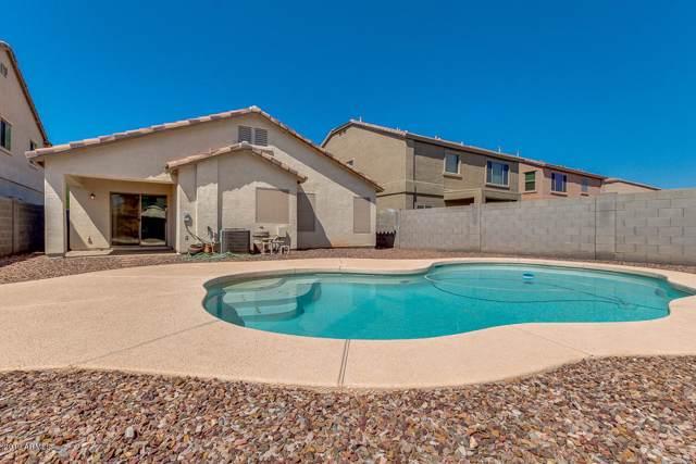 45543 W Tulip Lane, Maricopa, AZ 85139 (MLS #5967356) :: Revelation Real Estate