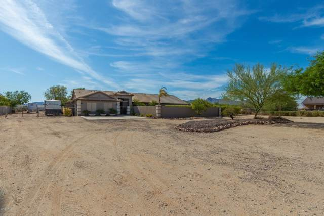 2318 N 193RD Avenue, Buckeye, AZ 85396 (MLS #5967672) :: Riddle Realty Group - Keller Williams Arizona Realty