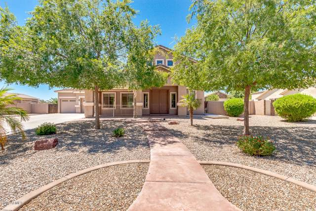 31970 N Caspian Way, San Tan Valley, AZ 85143 (MLS #5967744) :: CC & Co. Real Estate Team