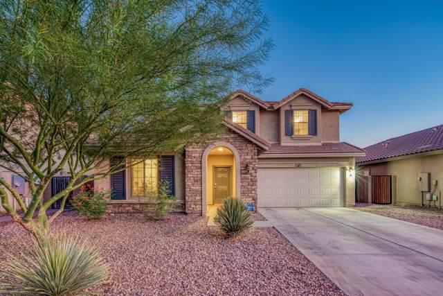 22055 W Hadley Street, Buckeye, AZ 85326 (MLS #5967798) :: The Garcia Group