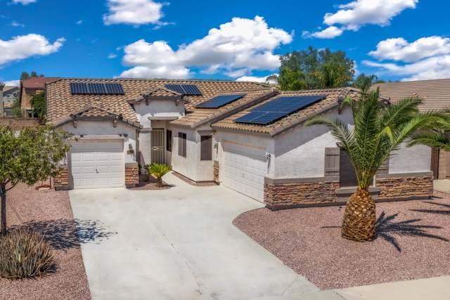 17584 W Spring Lane, Surprise, AZ 85388 (MLS #5967845) :: CC & Co. Real Estate Team
