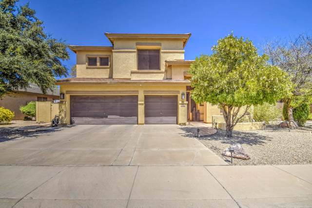 944 E Aquarius Place, Chandler, AZ 85249 (MLS #5968103) :: Revelation Real Estate