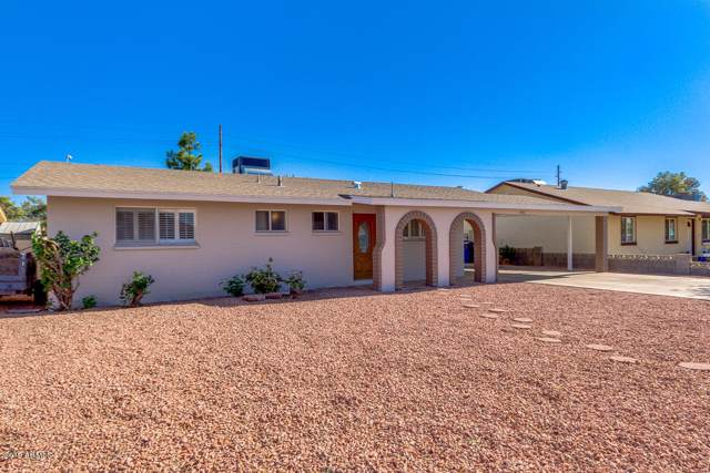 1461 E Flossmoor Avenue, Mesa, AZ 85204 (MLS #5969153) :: CC & Co. Real Estate Team