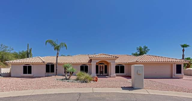 15311 E Two Gun Circle, Fountain Hills, AZ 85268 (MLS #5969615) :: Lux Home Group at  Keller Williams Realty Phoenix