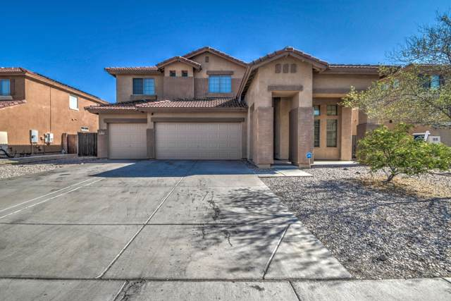 23587 W Adams Street, Buckeye, AZ 85396 (MLS #5970018) :: The Garcia Group