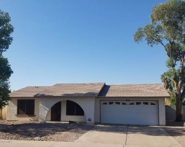 713 W Nopal Place, Chandler, AZ 85225 (MLS #5970544) :: The W Group