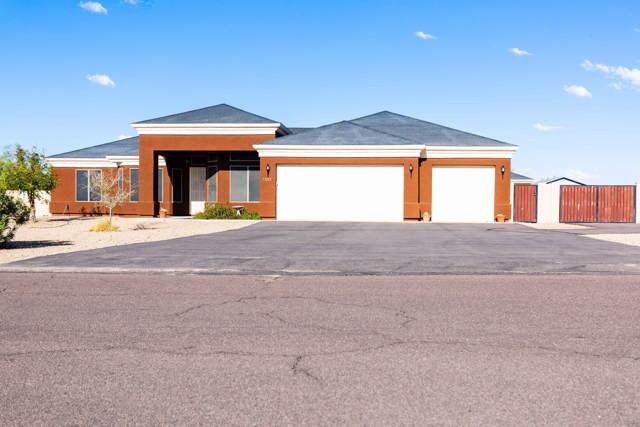 2432 S 226TH Drive, Buckeye, AZ 85326 (MLS #5970989) :: The Bill and Cindy Flowers Team