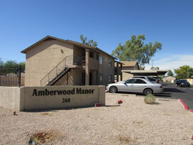 260 W 8TH Avenue #37, Mesa, AZ 85210 (MLS #5971177) :: Revelation Real Estate