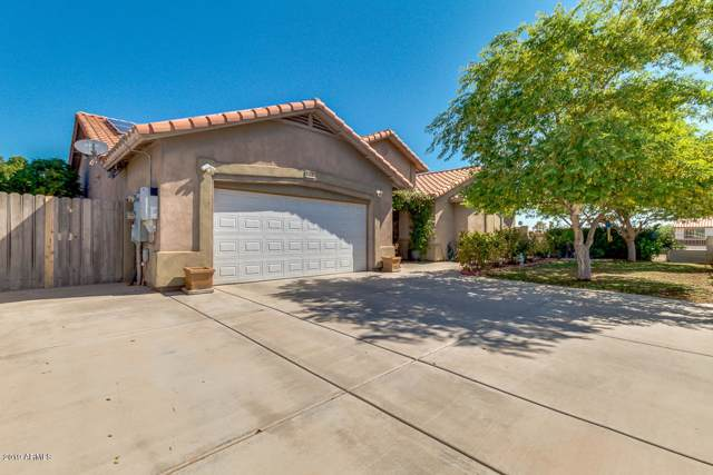 9440 W Hartigan Lane, Arizona City, AZ 85123 (MLS #5972024) :: Revelation Real Estate