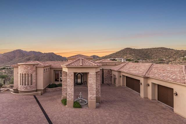 10944 N Arista Lane, Fountain Hills, AZ 85268 (MLS #5972692) :: Howe Realty
