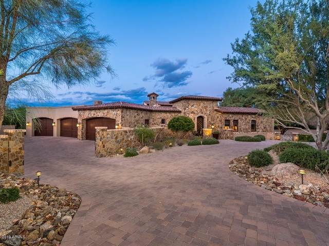 6326 E Quartz Mountain Road, Paradise Valley, AZ 85253 (MLS #5973247) :: The Garcia Group