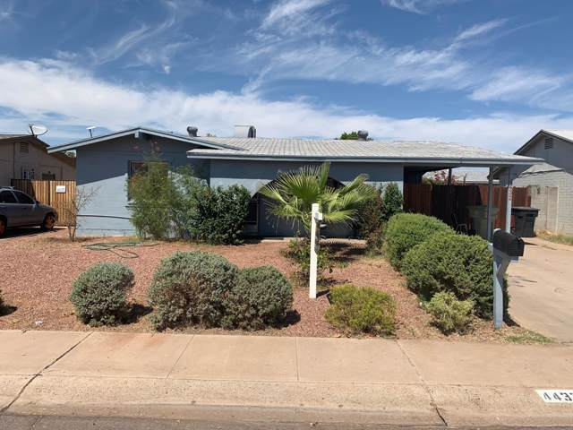 4432 W Caron Street, Glendale, AZ 85302 (MLS #5973448) :: The Property Partners at eXp Realty