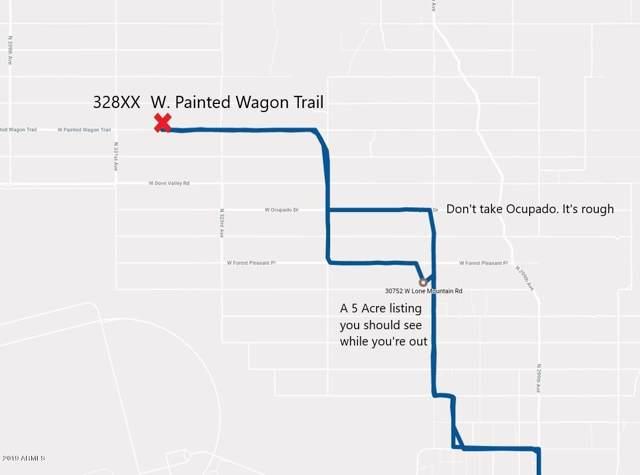 328XX W Painted Wagon Trail, Wittmann, AZ 85361 (MLS #5973534) :: Riddle Realty Group - Keller Williams Arizona Realty