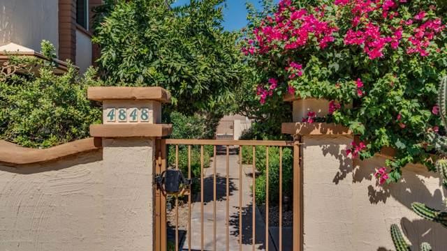 4848 N Woodmere Fairway #5, Scottsdale, AZ 85251 (MLS #5973589) :: Brett Tanner Home Selling Team