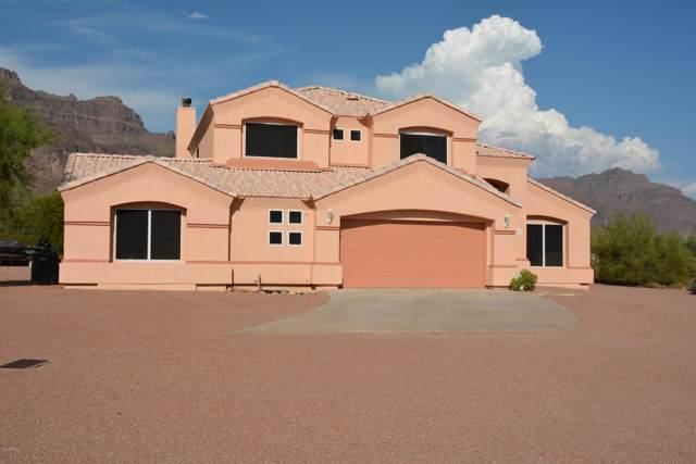 83 S Geronimo Road, Apache Junction, AZ 85119 (MLS #5973925) :: The Kenny Klaus Team