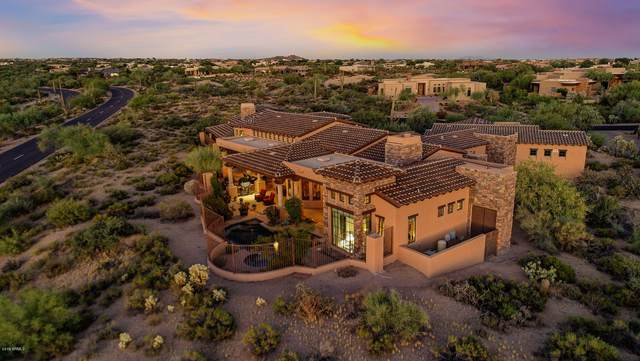 10070 E Hidden Valley Road, Scottsdale, AZ 85262 (MLS #5974110) :: Brett Tanner Home Selling Team